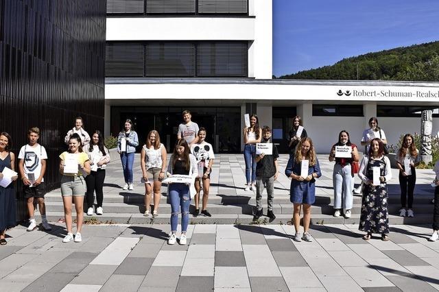 Schüler weisen den Weg zu regionalen Produkten