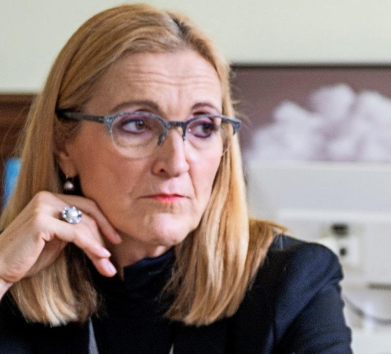 Generalstaatsanwältin Margarete Koppers  | Foto: Christophe Gateau (dpa)