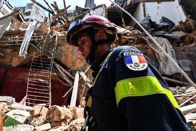 Europa muss dem Libanon helfen – auch aus eigenem Interesse