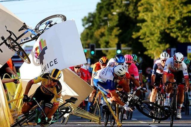 Radsport-Streit nach Massensturz: