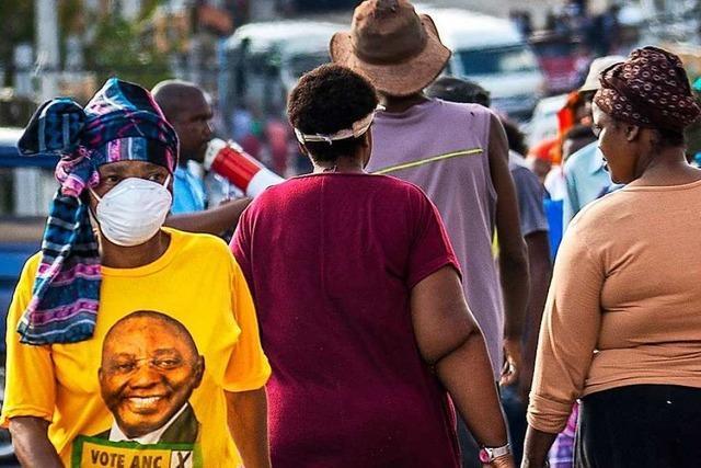 Afrika verzeichnet mehr als eine Million Corona-Fälle – 2000 Tote in den USA an einem Tag