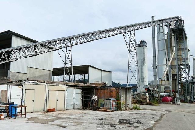 Asphaltmischwerk in Wyhlen hat mehr Aufträge als normalerweise