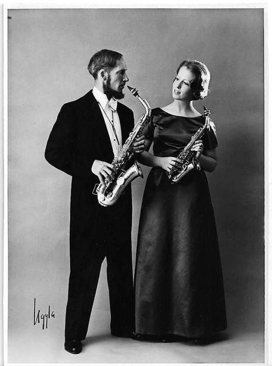Sigurd und Carina Rascher  | Foto: zvg