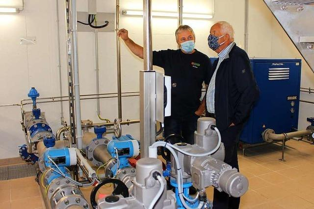 Großes Interesse an der Grundversorgung mit Wasser und Energie in Todtnau