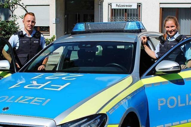 Wie wird man eigentlich Polizist?