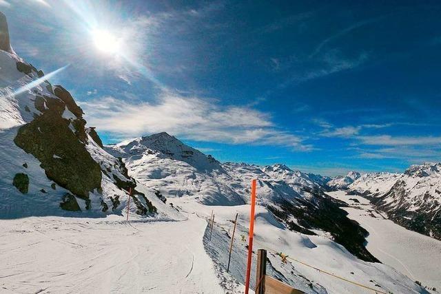 Eine fabelhafte Bergwelt