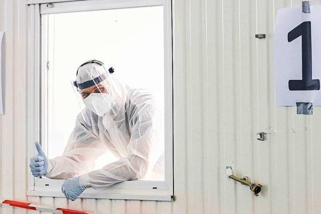 Weitere Testzentren für Rückkehrer eingerichtet – auch bei Neuenburg