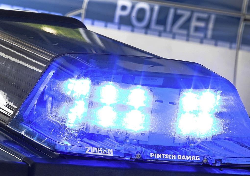 Fast elf Prozent mehr Straftaten als 2...llheim im vergangenen Jahr bearbeiten.  | Foto: Friso Gentsch (dpa)