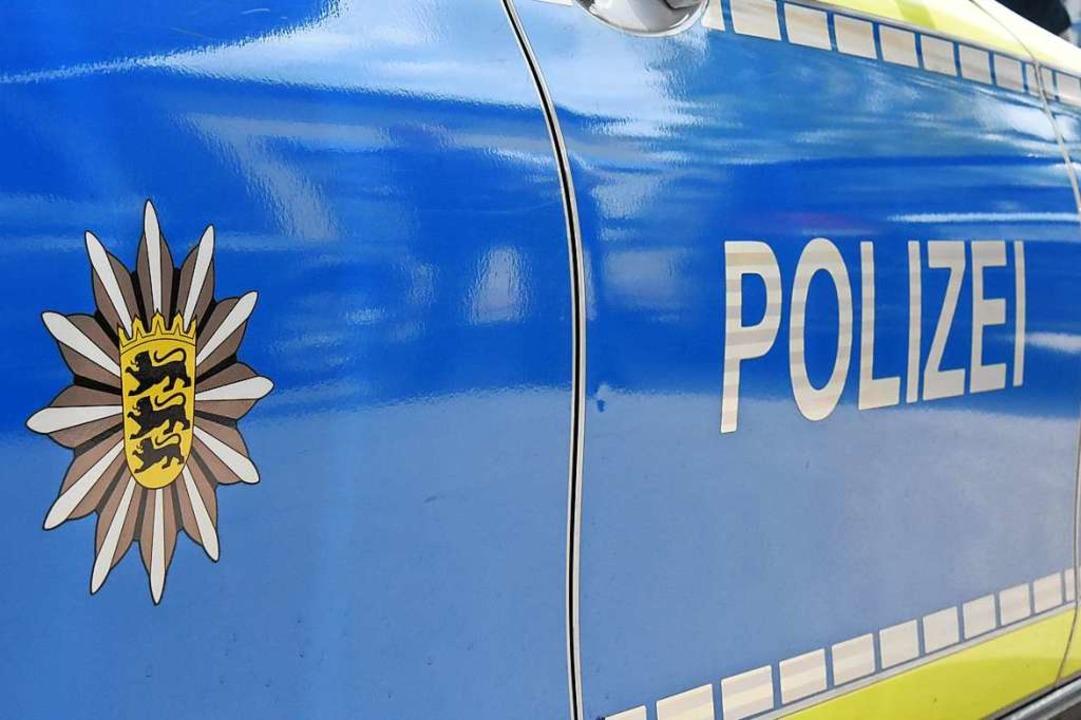 Die Polizei meldet einen Unfall auf der Ottwanger Straße.  | Foto: Kathrin Ganter
