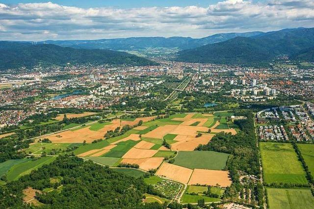 Wem gehören die Parzellen, die Freiburgs neuer Stadtteil Dietenbach werden sollen?