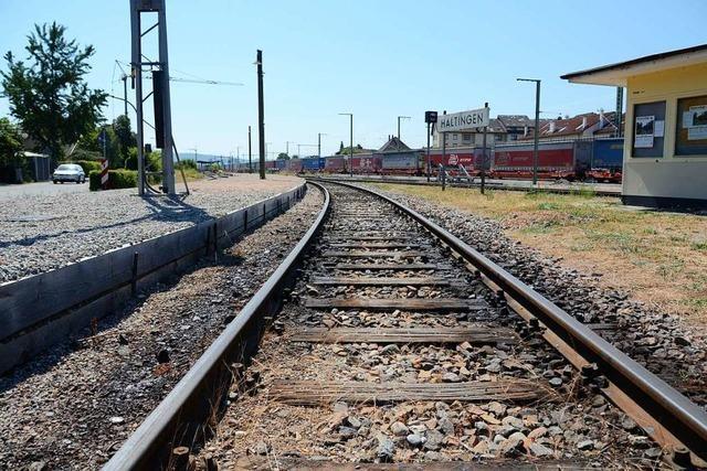 Die Kandertalbahn hängt sich vom Netz der Deutschen Bahn ab