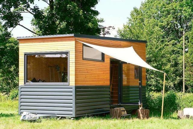 Tiny Houses werden auch als Dauerwohnsitz immer beliebter