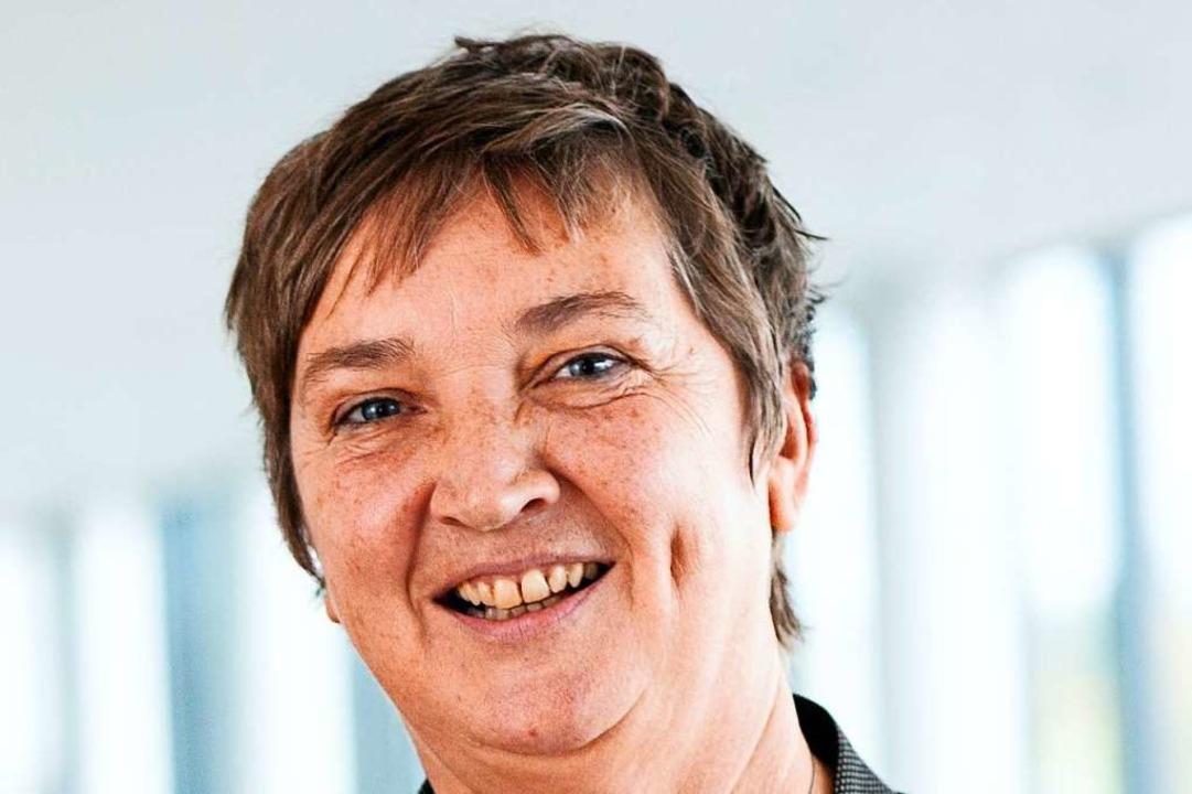 Regina Schleyer ist  die Vorsitzende des Tiny House Verbands    Foto: Bild Credit: Messe Karlsruhe, Martin Wagenhan