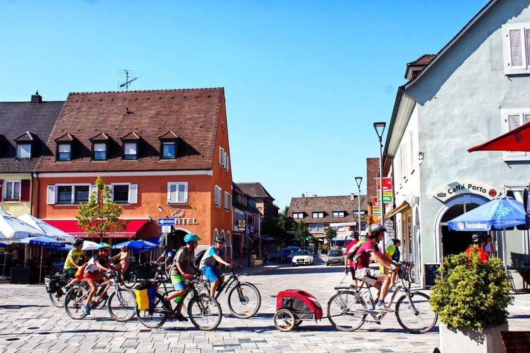 Viele Gäste erkunden mit dem Fahrrad  die Region.    Foto: Laetitia Barnick