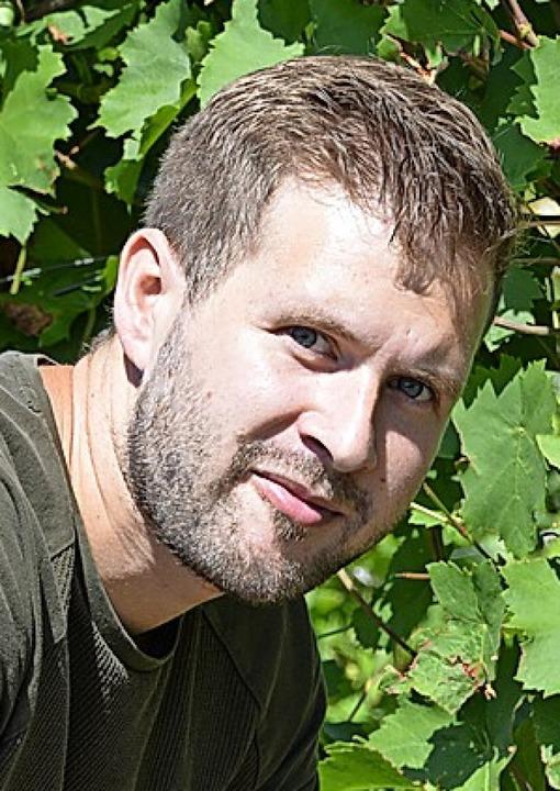 Weinbauberater Johannes Werner  | Foto: hrö
