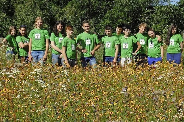 Schüler gewinnen Umweltpreis