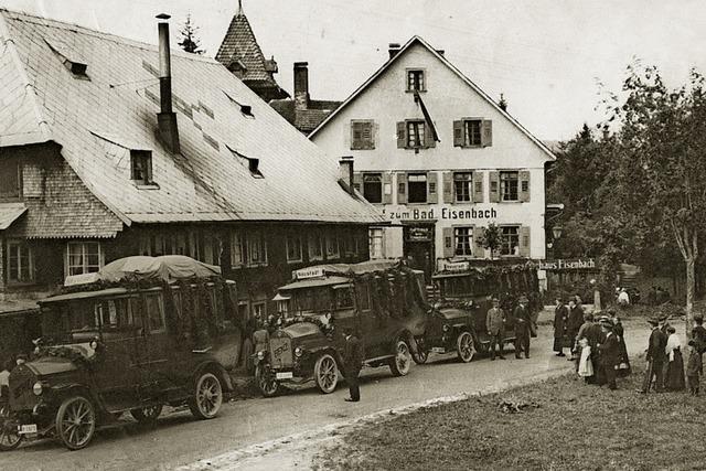 100 Jahre Busverkehr