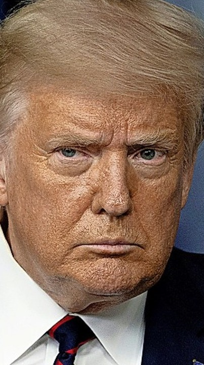 Donald Trump  | Foto: LIONEL BONAVENTURE, JIM WATSON (AFP)