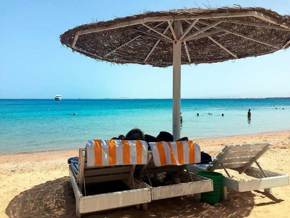Ägypten gilt derzeit als Corona-Risikogebiet.  | Foto: Benno Schwinghammer