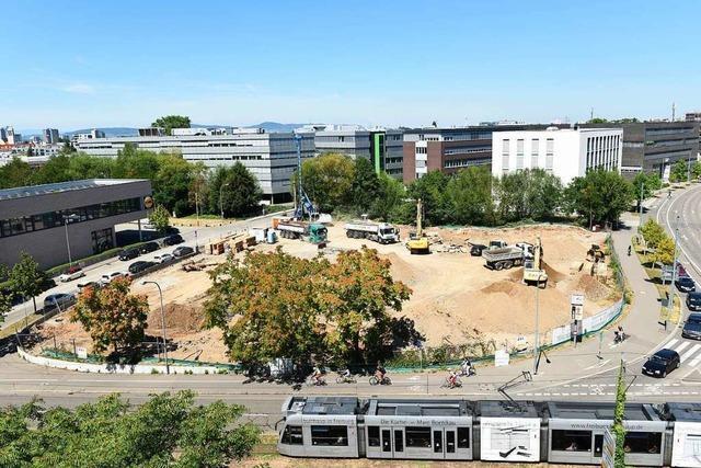 Staatsanwaltschaft Freiburg soll an die Heinrich-von-Stephan-Straße ziehen