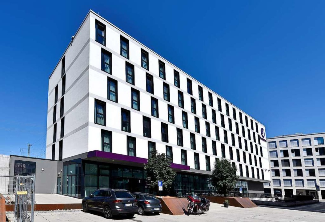 Milestone 5A: Das Hotel Premier Inn  | Foto: Thomas Kunz