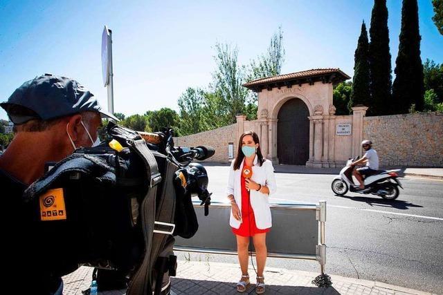 Spanische Königsfamilie beginnt Sommerurlaub auf Mallorca – ohne Juan Carlos