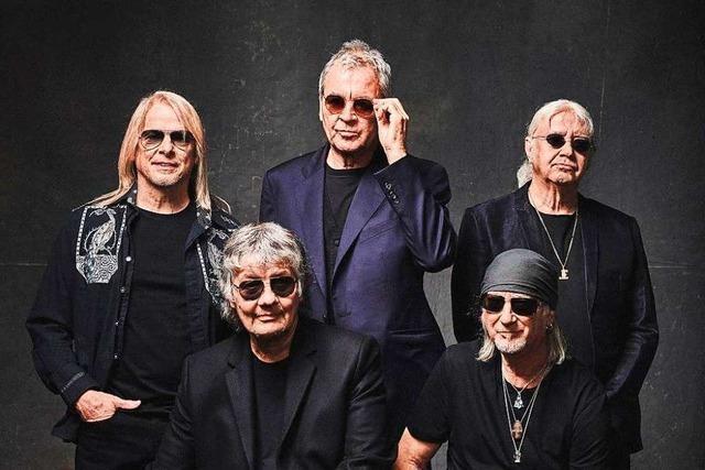 Deep Purple veröffentlichen ihr 21. Studioalbum