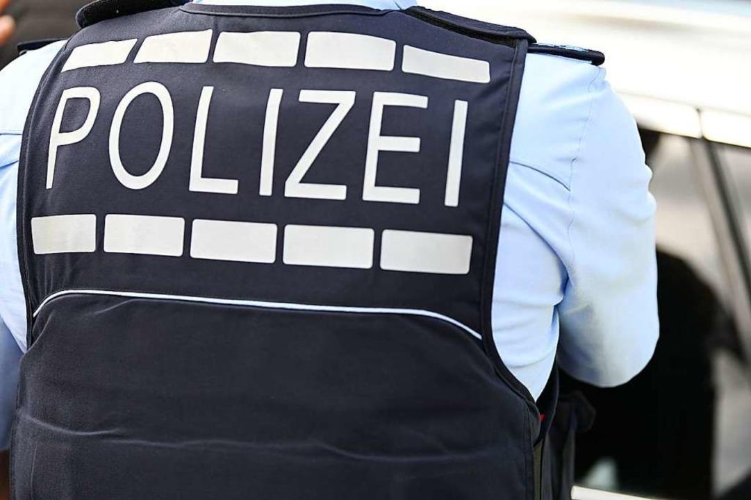 Die Polizei hat den Einsatz beendet.  | Foto: Jonas Hirt