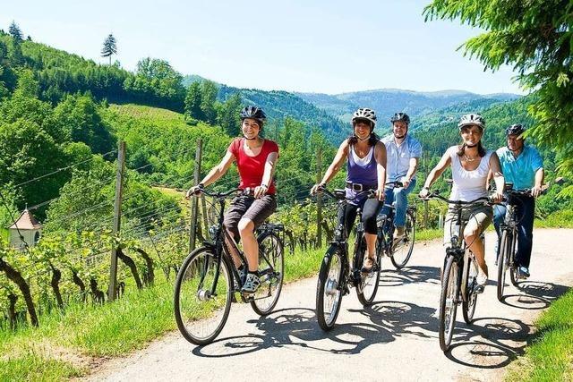 Radfahren: Auf den Spuren von Sagen und Mythen in der Ortenau