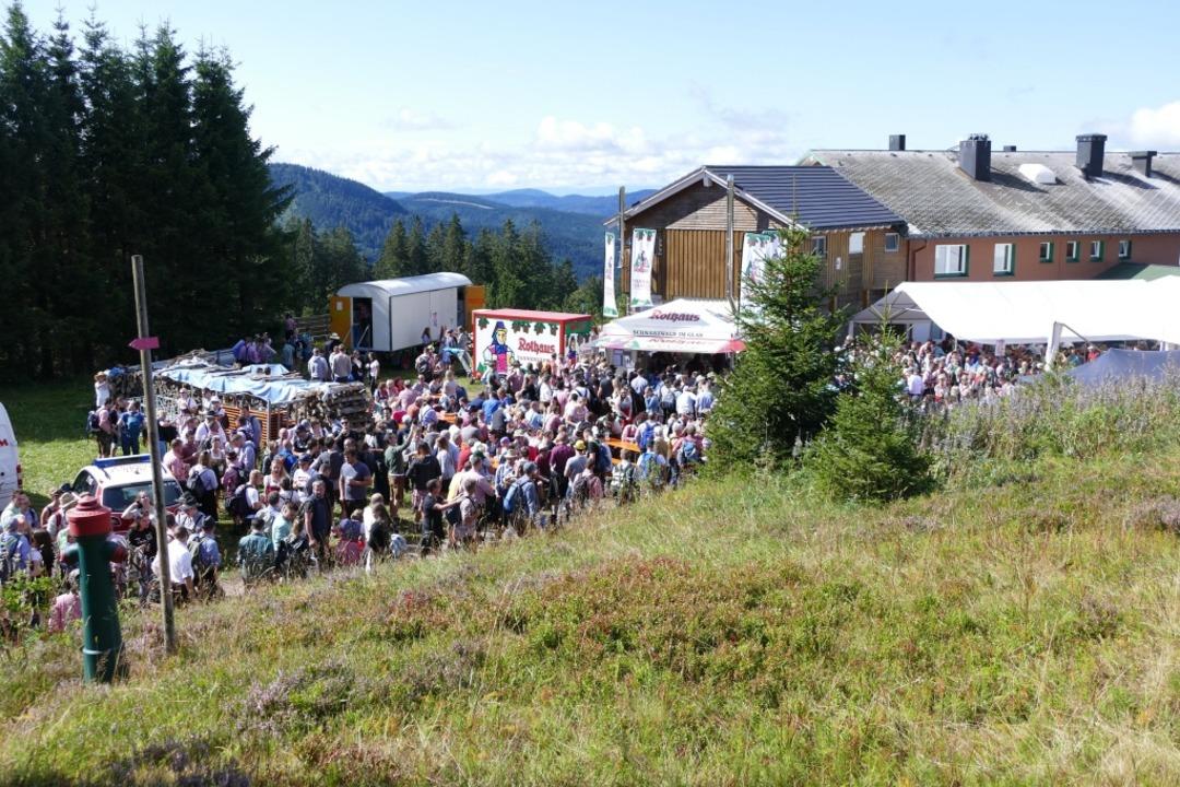 Vor zwei Jahren lockte das Laurentiusfest viele Menschen an.  | Foto: Ralf Morys