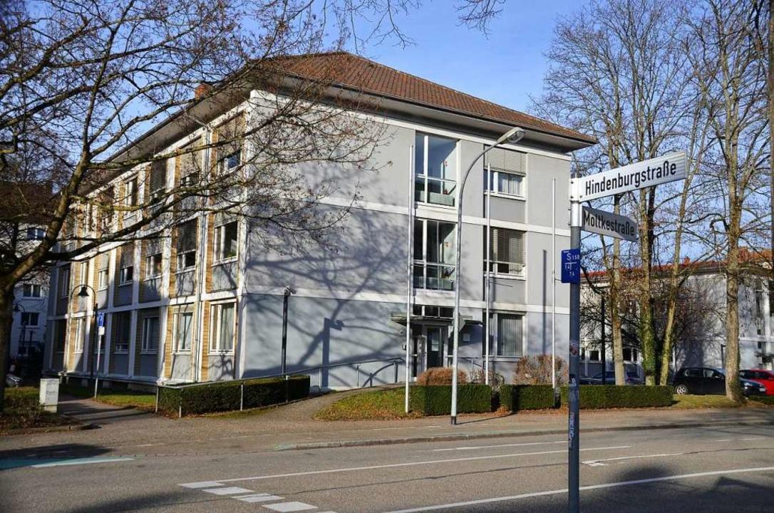 Das Landgerichtsgebäude in Offenburg: ...ungen geleitet und Urteile verkündet.   | Foto: hrö