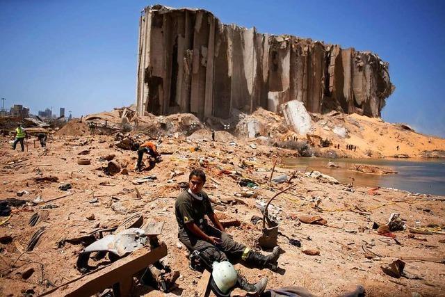 Maas kündigt zehn Millionen Euro Soforthilfe für den Libanon an
