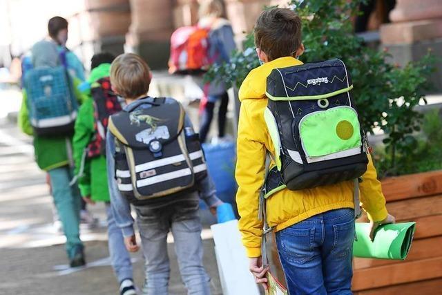 Schulstart nach den Sommerferien in Basel ohne Maskenpflicht