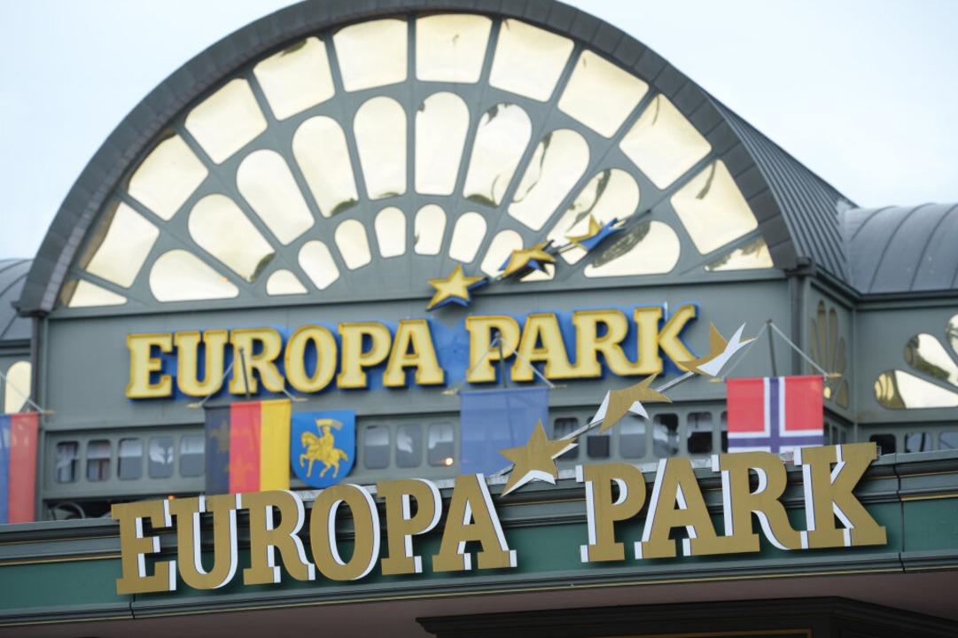 Die Staatsanwaltschaft Freiburg hat da...ren gegen den Europa-Park eingestellt.  | Foto: Patrick Seeger