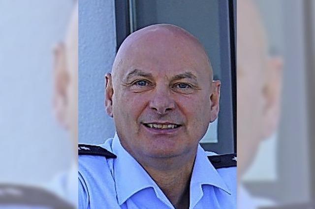 Erster Polizist in Neuried