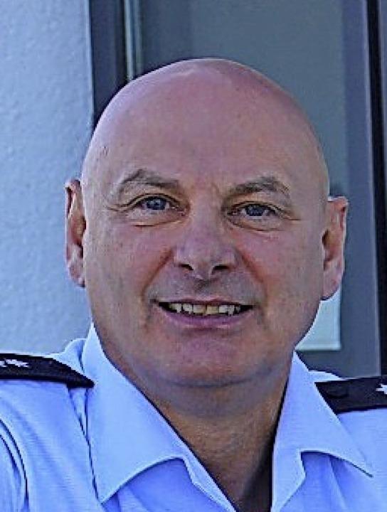Joachim Schreiber  | Foto: Polizei