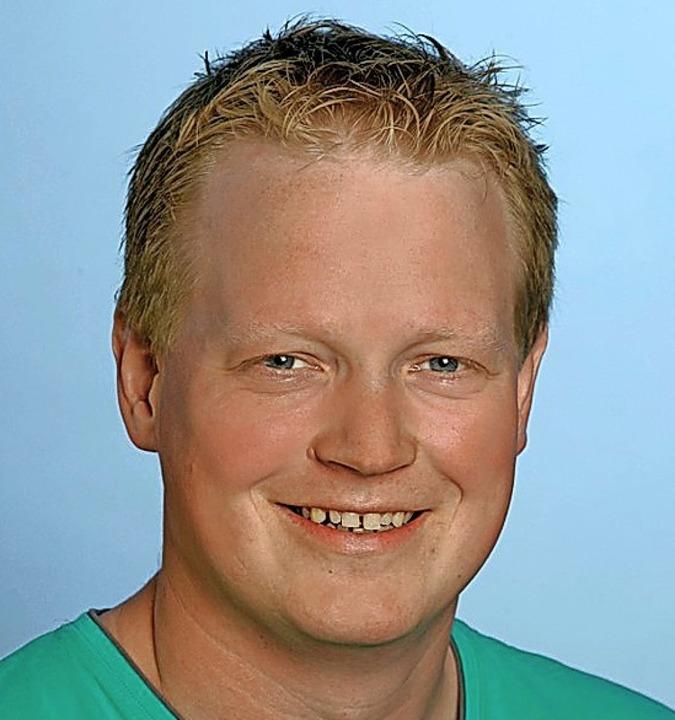 Matthias Riesterer (SPD)  | Foto: SPD Ortsverein Münstertal