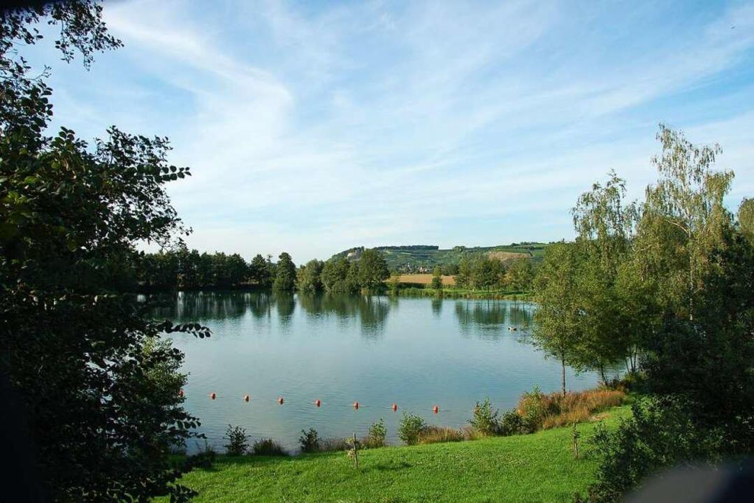 Der Malterdinger Baggersee, hier auf einem Archivbild aus dem Jahr 2006.  | Foto: truöl