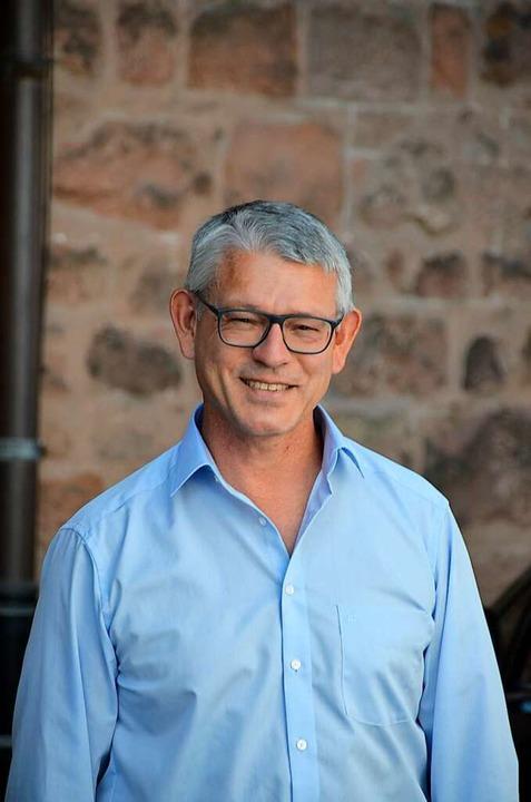 Uwe Gaiser ist seit 2017 Bürgermeister von Oppenau.  | Foto: hrö