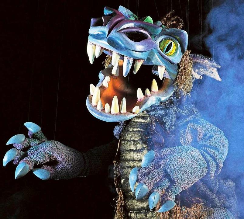 Auch das ist eine von Gregor Schwanks  Marionetten.  | Foto: privat