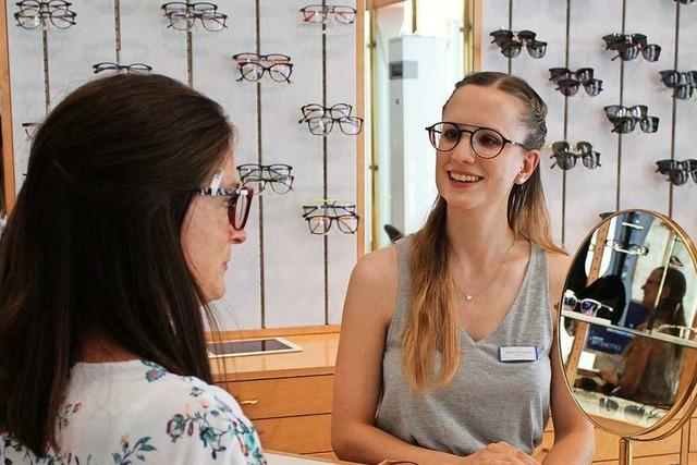 Wie sieht der Berufsalltag eines Optikers aus?