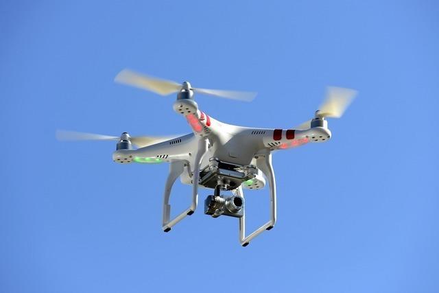 Rettungshubschrauber in Freiburg kollidiert fast mit einer Drohne