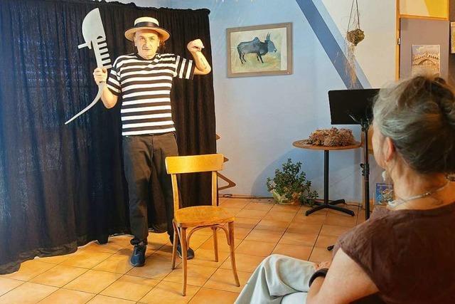 Soloauftritte für jeweils nur einen Gast in Laufenburg