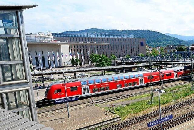 Polizei nimmt Verdächtigen nach Raubüberfall am Hauptbahnhof Freiburg fest