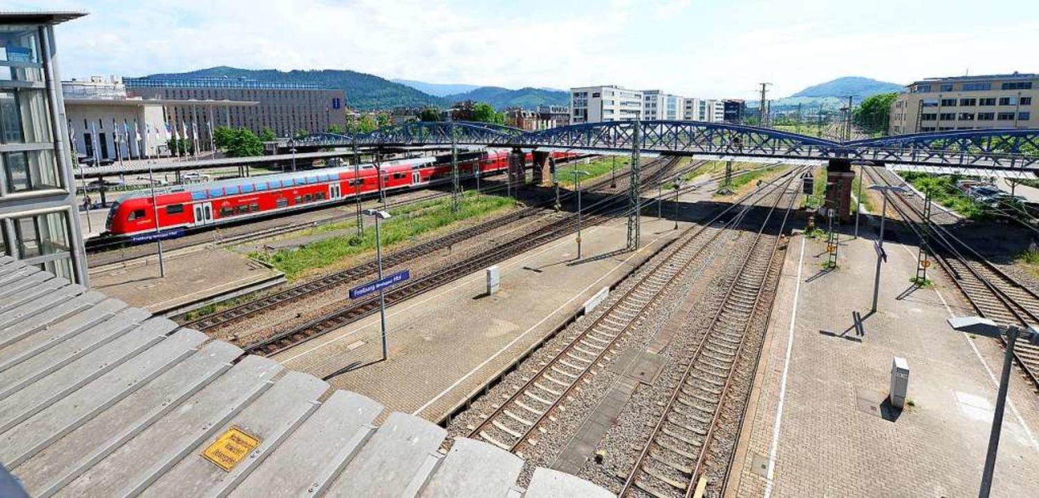Zwei Männer sollen nahe des Freiburger...allen und verletzt haben (Archivbild).  | Foto: Ingo Schneider