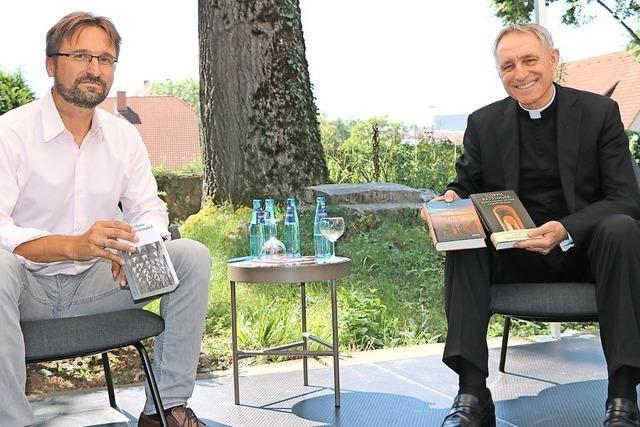 Joseph Ratzinger, Hesse und Benson