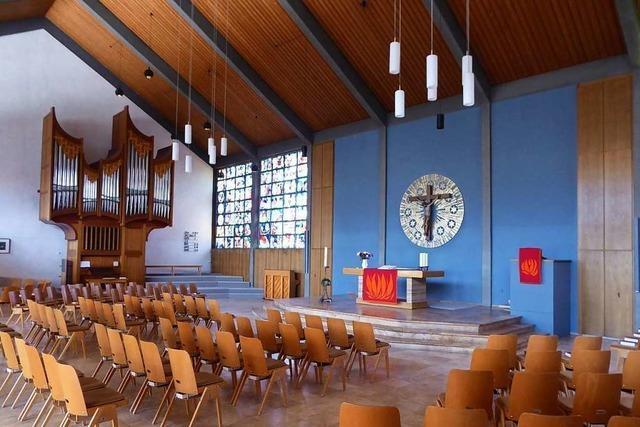 In zwei Kirchen wird wieder gesungen