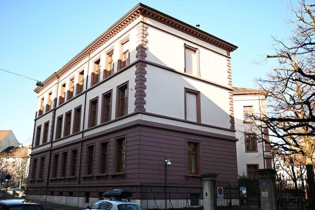 Im Basler Strafgericht wird am Dienstag das Urteil verkündet.    Foto: Jonas Hirt