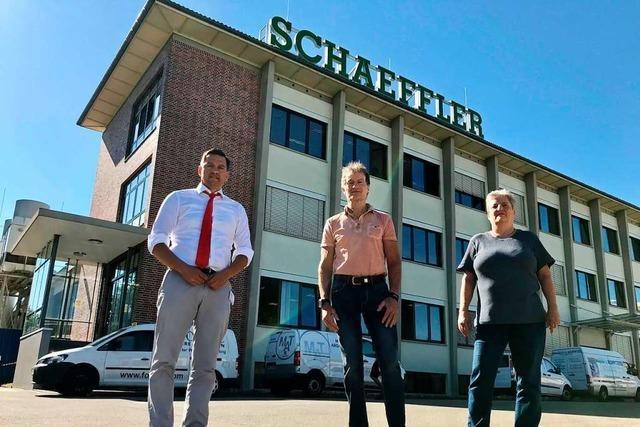 Der Schaeffler-Betriebsrat ist vorsichtig optimistisch