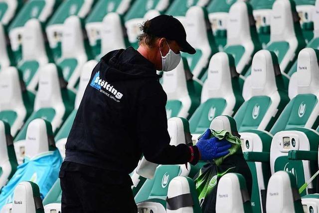 Die Bundesliga muss sich gedulden – vorerst dürfen keine Fans in die Stadien